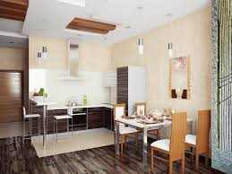 What Are The Two Wall Colors In The Dining Room And Living Room - Dining room two tone paint ideas