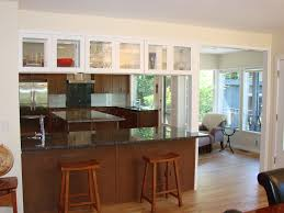 Glass Cabinet Doors Kitchen Cabinets Drawer How To Choose The Best Glass Kitchen Cabinet