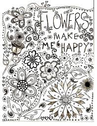 Small Picture 86 best Flowers coloring pages images on Pinterest Coloring