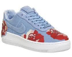 nike air force office london. Womens Nike Air Force 1 Upstep Cinderella December Sky Qs Uk Size 7 Office London