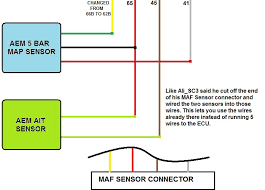 subaru map sensor wiring diagram wiring diagram aem 5 bar map sensor wiring diagram digital
