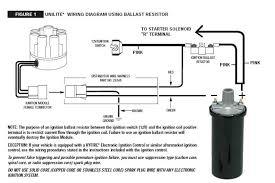 astic starter solenoid ballast resistor pro comp distributor wiring diagram purpose ignition betwwen coil restrict cur