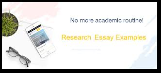 writing a research essay research essay topics