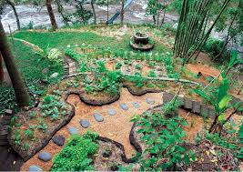 Permaculture Garden Design Ideas Keyhole Permaculture Design Principle 7 Design From Patterns To Details