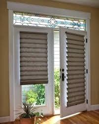 doors 3 blind mice window coverings window treatments for doors window treatments french patio doors