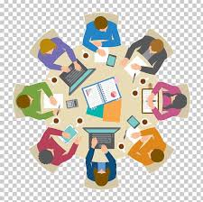 round table png clipart computer icons furniture logo meeting organization free png