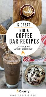 If you have a ninja coffee bar you might be wanting some coffee recipes to try out. 17 Great Ninja Coffee Bar Recipes To Spice Up Your Routine Coffee Drink Recipes Ninja Coffee Bar Recipes Bars Recipes