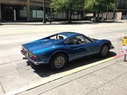 A sweet ass car
