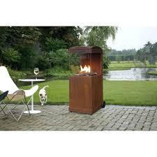 garden heater glow table top gas patio throughout electric argos idea 18