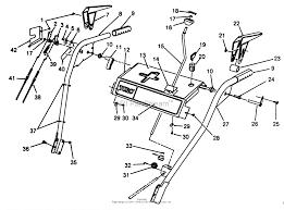Toro 624 throttle linkage diagram