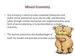 capitalism socialism mixed economy mixed economy