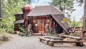 tiny house vacations. Hobbit-hole-cabin-mendocino-california-tiny-house Tiny House Vacations I
