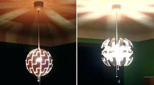 chandeliers ikea chandelier light pendant lamp shade lights shades part globe inside star ceiling