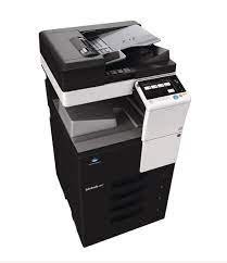 Pagescope ndps gateway and web print assistant have ended provision of download and support services. Bizhub 367 Multifunctional Office Printer Konica Minolta
