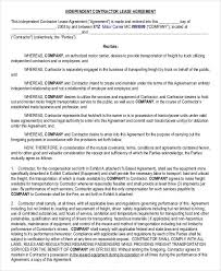 independent contract template independent contractor agreement template australia independent