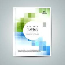free book covers design templates brochure template design blue circle vector business proposal