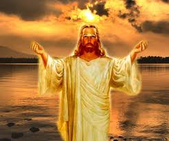 Image result for pictures of Jesus holding out his hand