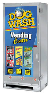 Dog Treat Vending Machine Custom Dog Wash Cleaning Your Pet Has Never Been Easier Dog Vending