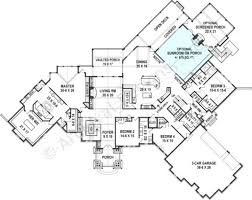 kettle creek ranch rustic home plan luxury home blueprints How To Draw A House Plan In Word kettle creek ranch house plan how to draw a floorplan in word