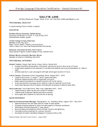 11 Where To Put Certifications On A Resume Job Apply Form