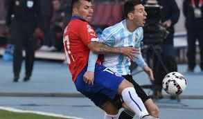 La entidad habló de circunstancias presentes, mientras fuentes del gobierno dieron a entender la determinación de no realizarla a. Argentina Vs Chile En Copa America Un Partido Que No Vale La Pena Antena 2