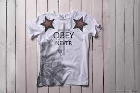<b>Obey</b> Never [<b>ФУТБОЛКА</b> МУЖСКАЯ]