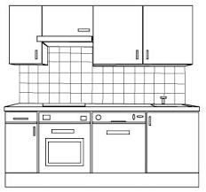 kitchen cabinet design drawing. kitchen cabinet kuala lumpur, malaysia design drawing i