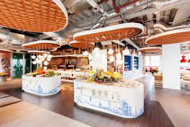 sydney google office. Google\u0027s Sydney HQ Is Fairly Impressive, But It Can\u0027t Boast Giant Waffles Hanging From The Ceiling Or A Caravan-inspired Meeting Space. Google Office 2