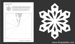 Snow Templates Paper Snowflake Patterns Printable Templates Coloring Pages