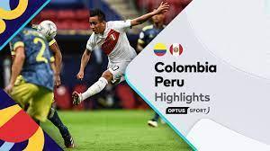 HIGHLIGHTS: Colombia v Peru
