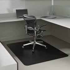 floor mat for desk chair. Desk Chair Mat Black Color Floor For R