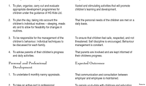 Free Resume Consultation Babysitter Resume Sample Nanny Template Free Templates 100a For Job 46