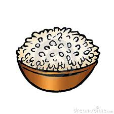 bowl of rice clip art. Contemporary Rice With Bowl Of Rice Clip Art L