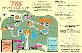 zoo map template. Wonderful Map Brecu0027s Baton Rouge Zoo Map 2013 And Zoo Template T