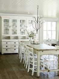 New Farmhouse Dining Chairs  White Farmhouse Room Decor And MetalsCountry Style Table And Chairs