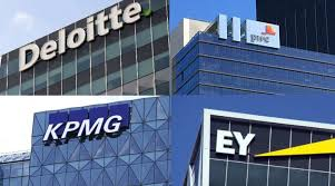 Uk Watchdog Drops Hammer On Big 4 Accounting Firms Public Accountant