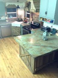 what type of concrete for countertops rustic blue concrete type of concrete used for countertops what