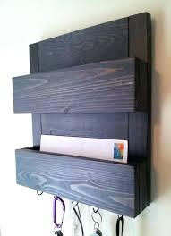 mail and key organizer wall mount mail and key holder best mail and key rack images mail and key organizer wall
