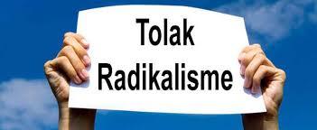 Image result for mmenjaga nkri radikalisme no