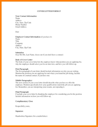 Addressing A Cover Letter Unknown Person How Address Hiring Manager