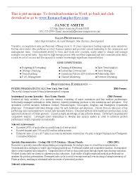 100 Sales Representative Sample Resume Work Resume Template