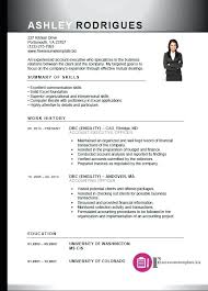 Executive Resume Template – Onairproject.info