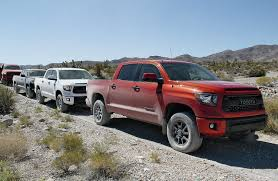 2015 Toyota Tundra, Tacoma, 4Runner TRD Pro - First Drive