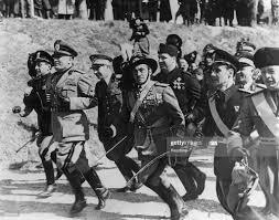 Italian fascist dictator Benito ...