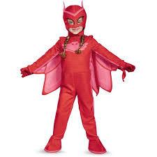 Pj Masks Owlette Deluxe Child Halloween Costume