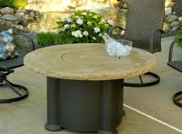 round gas fire pit table colonial fire pit table round gas throughout decor table top gas