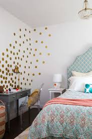 Polka Dot Bedroom Polka Dot Walls Will Pop Anywhere In Your Home