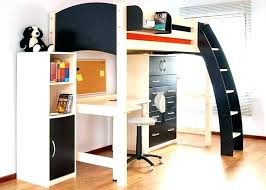 loft bed with desk and futon chair full size loft bed with desk full loft bed