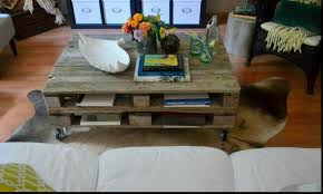 Coffee Tables Out Of Pallets Good Upcycled Pallet Coffee Table Representing Coffee Table Made