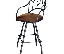 wrought iron swivel bar stools. Interesting Swivel Iron Bar Stool Swivel Medium Size Of Stylized Arms Stools Plus Backs  Metal To Wrought Iron Swivel Bar Stools R